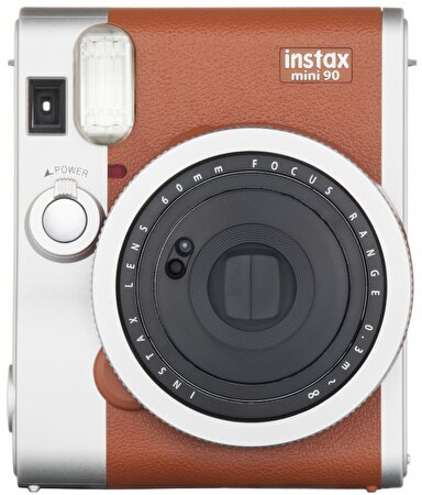 Picture of Fujifilm Instax Mini 90 Neo Classic Camera Brown