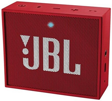 Picture of JBL Go Bluetooth speaker red