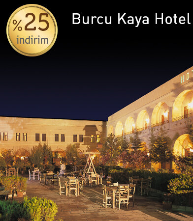 Picture of 25% Discount Coupon For Burcukaya Hotel
