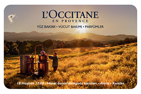 Picture of  L'Occitane 100 TL Digital Gift Check