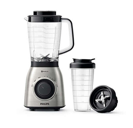 Picture of  Philips HR3553/00 Viva Collection Sürahi Blender-On The Go Aparatlı