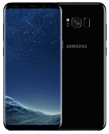 Picture of Samsung Galaxy S8 Plus Black