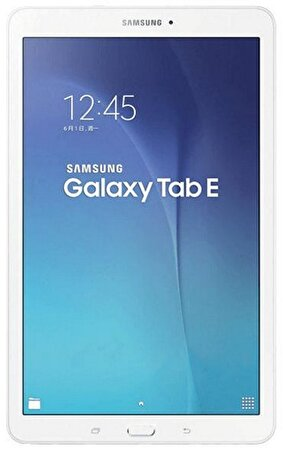 "Picture of  Samsung SM-T562 Galaxy Tab E 9,6"" Tablet Beyaz"