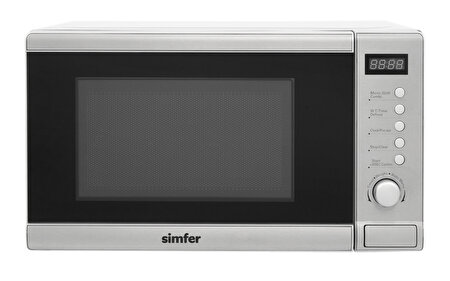 Picture of Simfer MD 2702 Microwave Inox