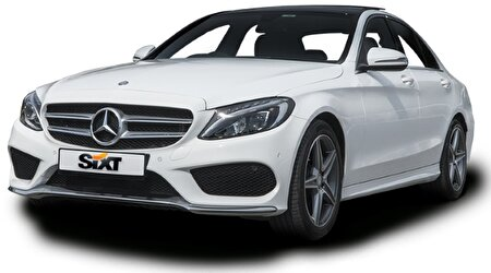 Picture of Sixt Rent a Car - Mercedes