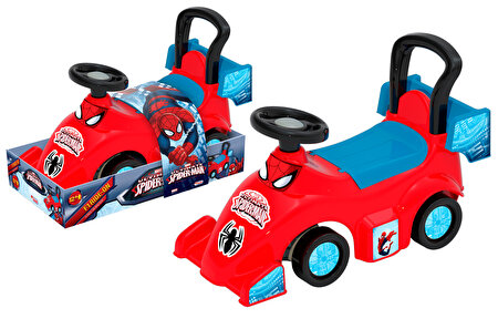 Picture of Spiderman My first F1 car
