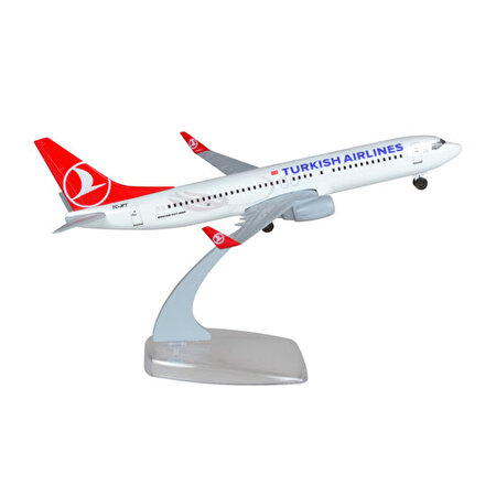 Resim  TK Collection B737 800 1/250 Metal Model Uçak