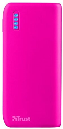 Picture of  Trust Urban 22059 Primo Powerbank 4400 mAh Pembe