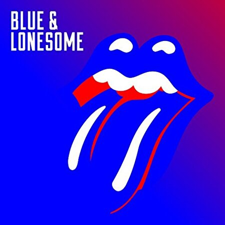 Resim  THE ROLLING STONES - BLUE & LONESOME UMSC0602557149449