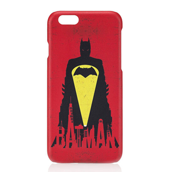 Batman v Superman Kırmızı iPhone 6/6S Kapak