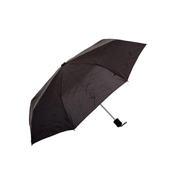 Biggbrella 3401Bl Mini Şemsiye Siyah