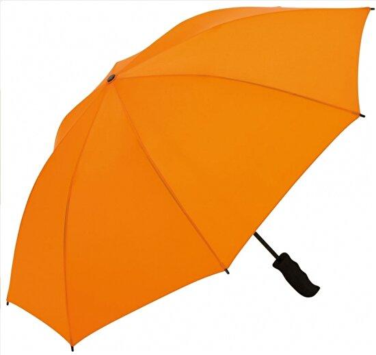 Fare 7185-84 ® Lıte-Pack Şemsiye Turuncu