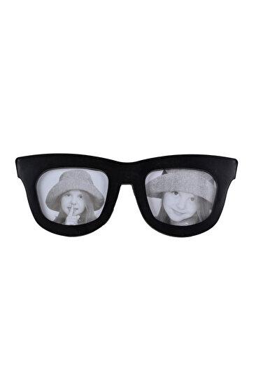 Nektar Siyah Gözlük Çerçeve Küçük Boy