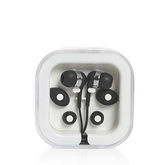 Pf Concept 13416600 Mikrofonlu Mini Siyah Kulaklık