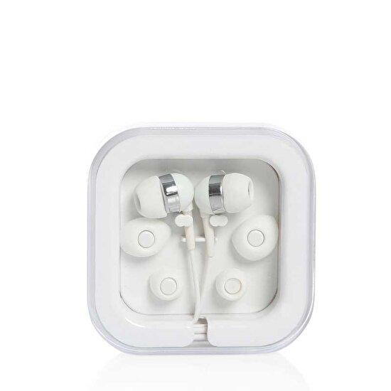 Pf Concept 13416603 Mikrofonlu Mini Beyaz Kulaklık