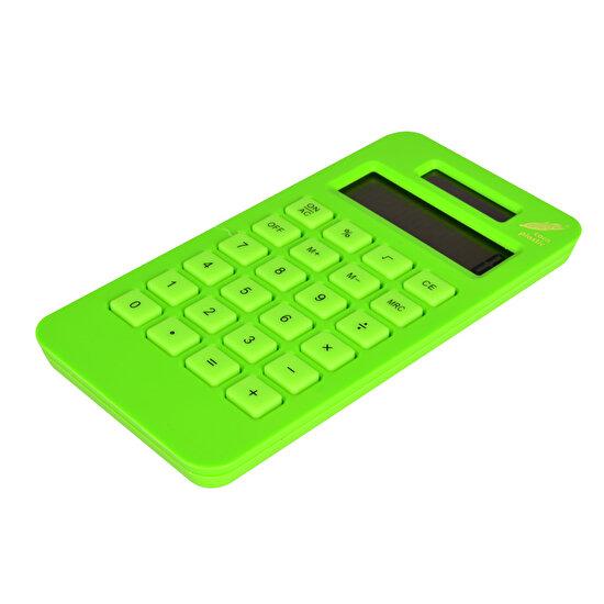 Pf Concept Cep Hesap Makinası Yeşil