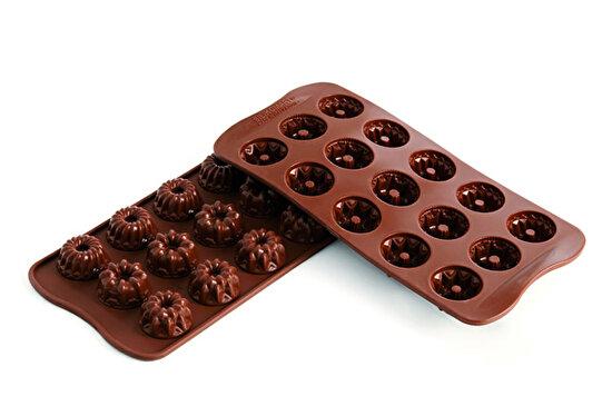 Silikomart Fantasy Çikolata Kalıbı