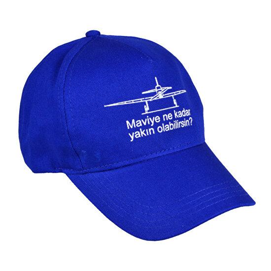 THK Design Mavi Şapka