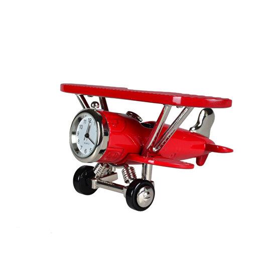 THK Design Uçak Masaüstü Saat