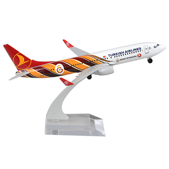 TK Collection B737-800 1/250 GS Metal Model Uçak