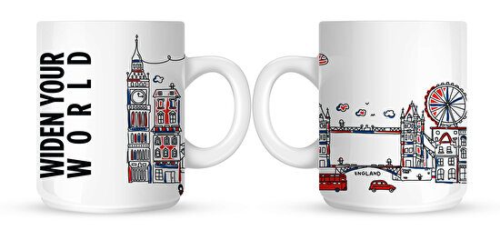 TK Collection England Kupa