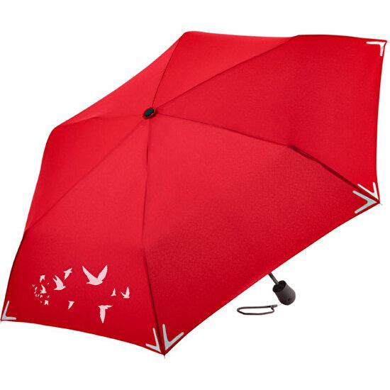 TK Collection Safebrella Led Işıklı Mini Şemsiye