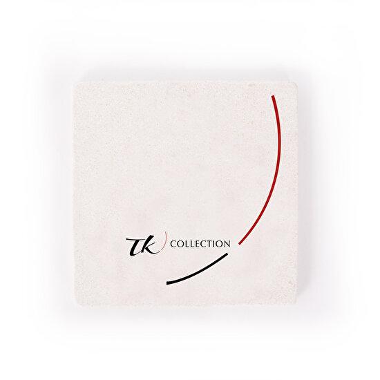 TK Collection Taş Bardak Altı