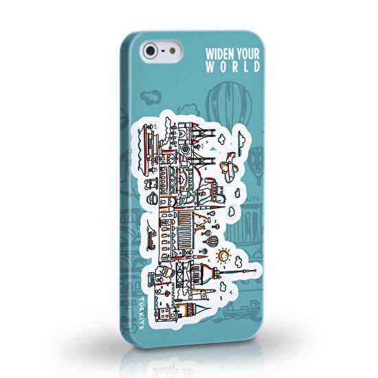 TK Collection Turkey iPhone 5/5S Kapak