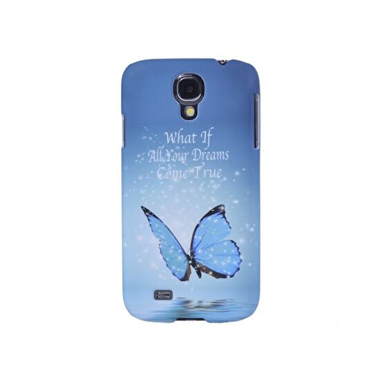What's Your Case Dreams Galaxy S4 Telefon Kılıfı