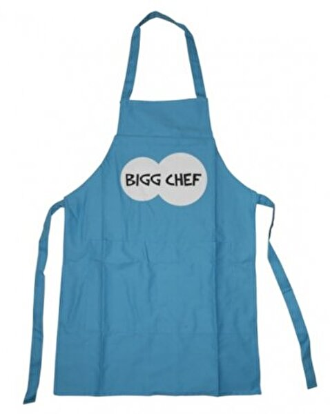 Picture of  Bigg Apron Blue