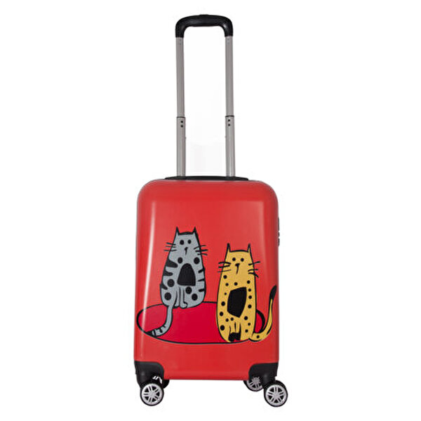 Picture of  BiggDesign Cabin Size Suitcase - Cats