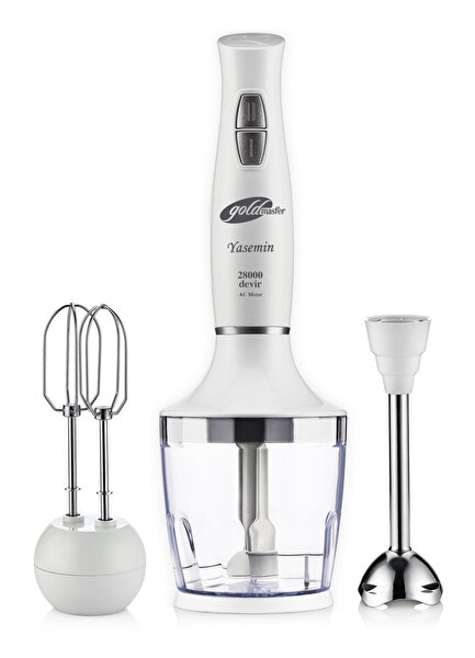 Picture of Goldmaster Gm-7240M Yasemin Beige Blender Set