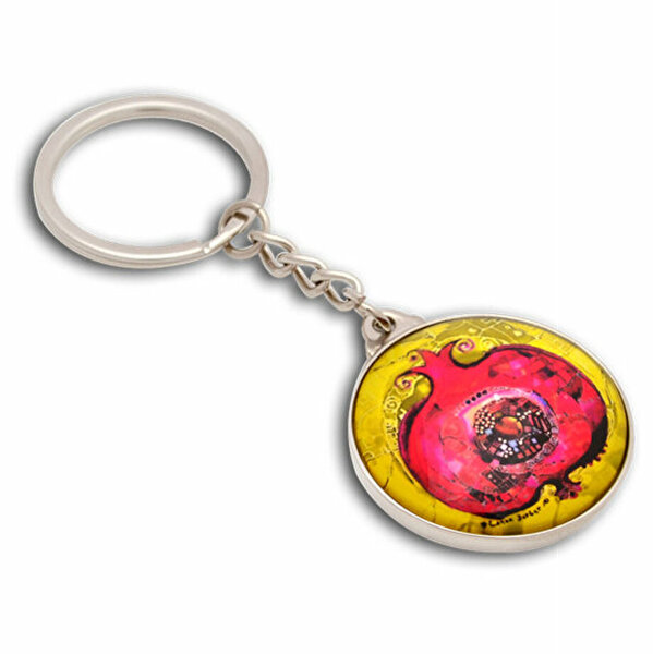 Picture of BiggDesign Pomegranate Keychain