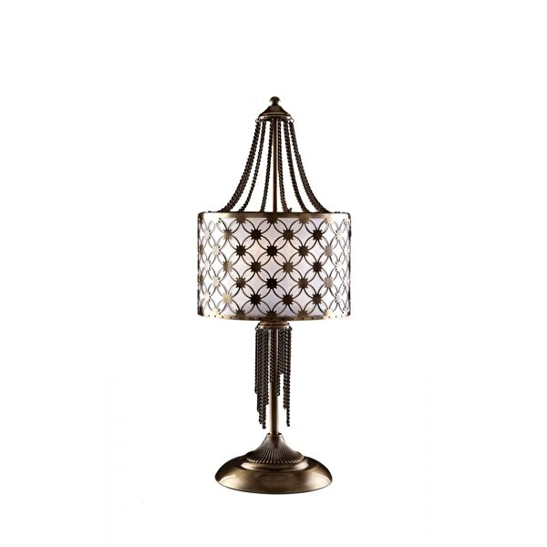 Picture of   Avonni ML-1381-EY25 Antique Finish Table Lamp