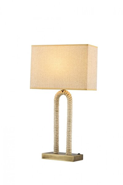 Picture of   Avonni ML-1582-1E Antique Finish Table Lamp
