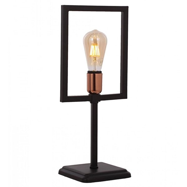 Picture of  Avonni ML-4222-1BSY Black Painted Table Lamp