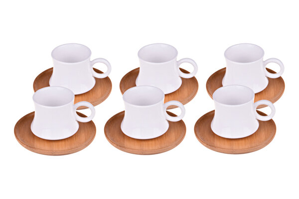 Picture of  Bambum Largi - Set of 6 Coffee Cups