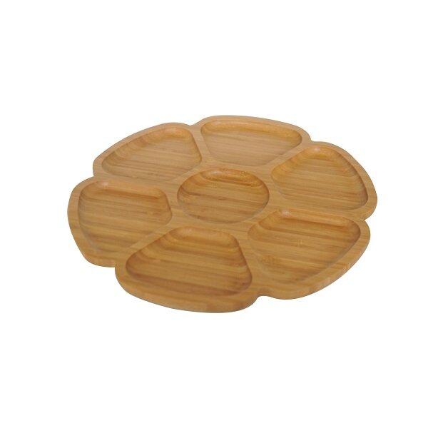 Picture of  Bambum Pincho Rotating Parted Snack Tray