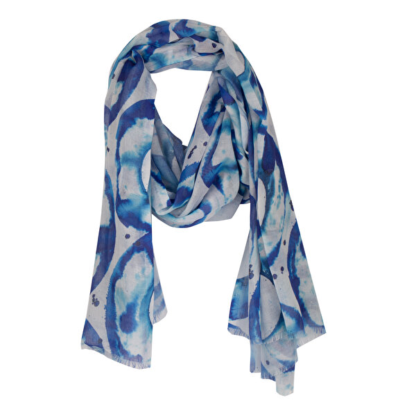 Picture of Biggdesign AnemosS Tide Shawl Scarf, 100% Cotton