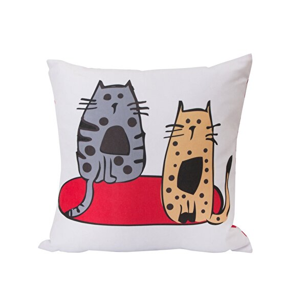 Picture of  Biggdesign Cats in İstanbul Pillow