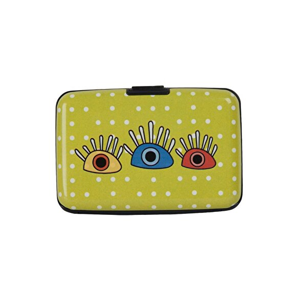 Picture of  Biggdesign Eyes On You Business Card Holder