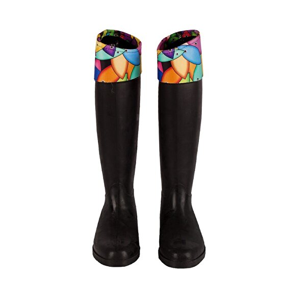 Picture of BiggDesign Fertility Fish Rain Boots - Size 37, Special Design by Turkish Designer