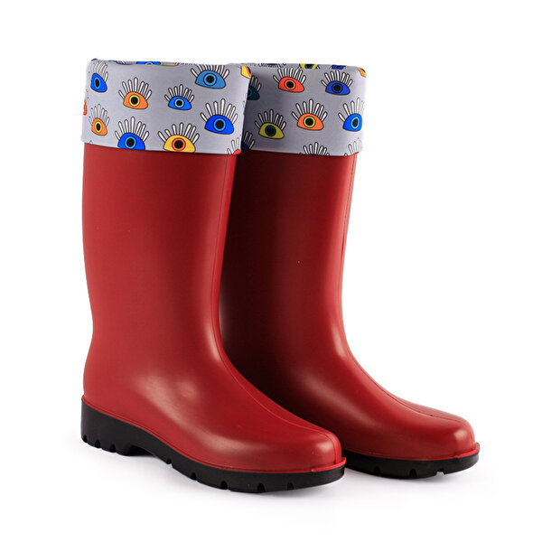 Picture of  Biggdesign My Eyes On You Rain Boots - Size 39