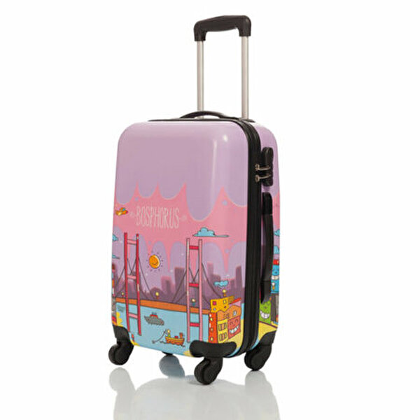Picture of  BiggDesign Smiling Istanbul Suitcase Bosphorus 24 ""