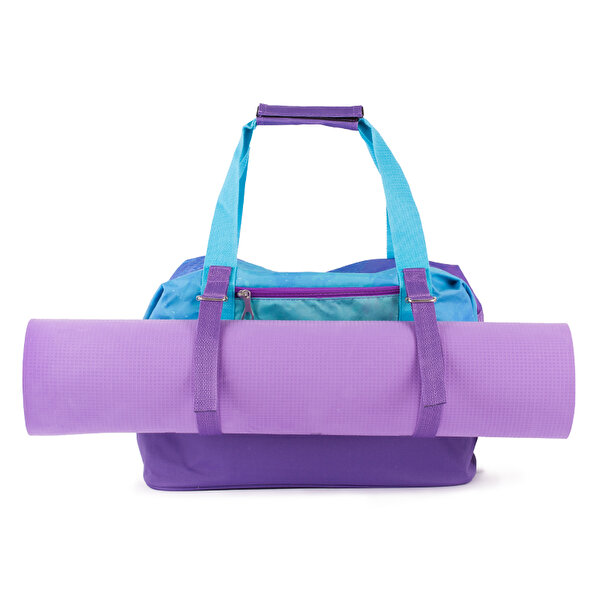 Picture of  BiggYoga Purple Karma Sport Bag