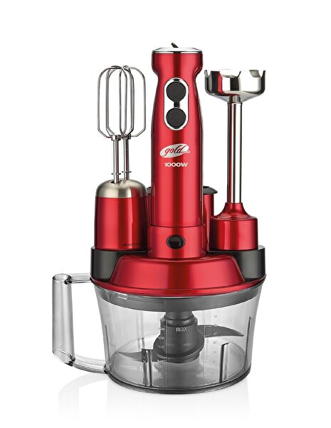 Picture of Goldmaster Elena Max Red Food Processor