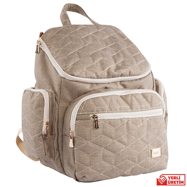 Picture of  Kraft Begonia Backpack - Cream
