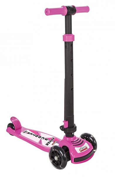 Picture of  Pilsan Power Scooter, Pink, 07 354