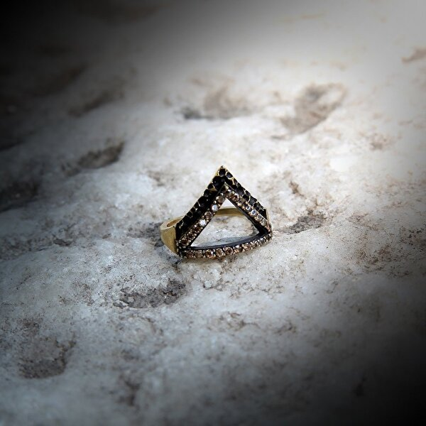 Picture of  TashDesign Zafaran Ring
