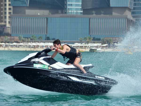 Picture of SKY AND SEA ADVENTURES Jet Ski Double 20 Minutes 2 Person